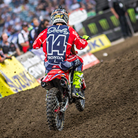 cole seely at anaheim 1 supercross