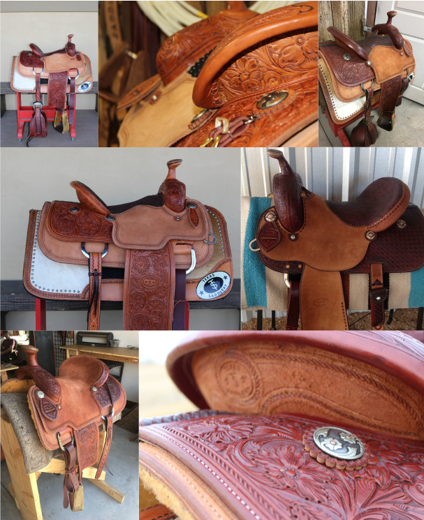 Saddles – Texas Saddlery