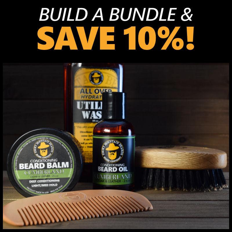 Build a Beard Care Bundle - Save 10%