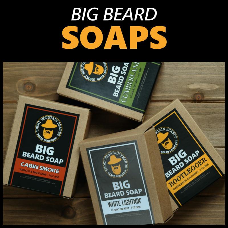 beard soap all natural