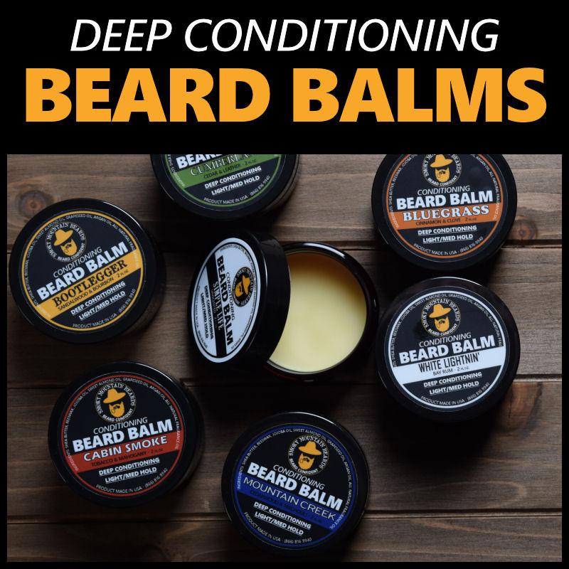 conditioning beard balms