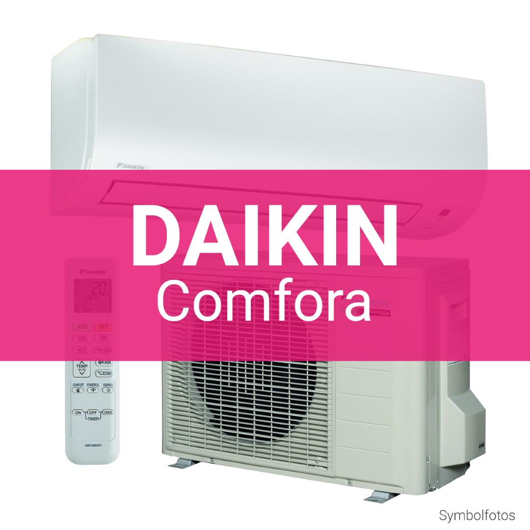 Daikin Comfora R32