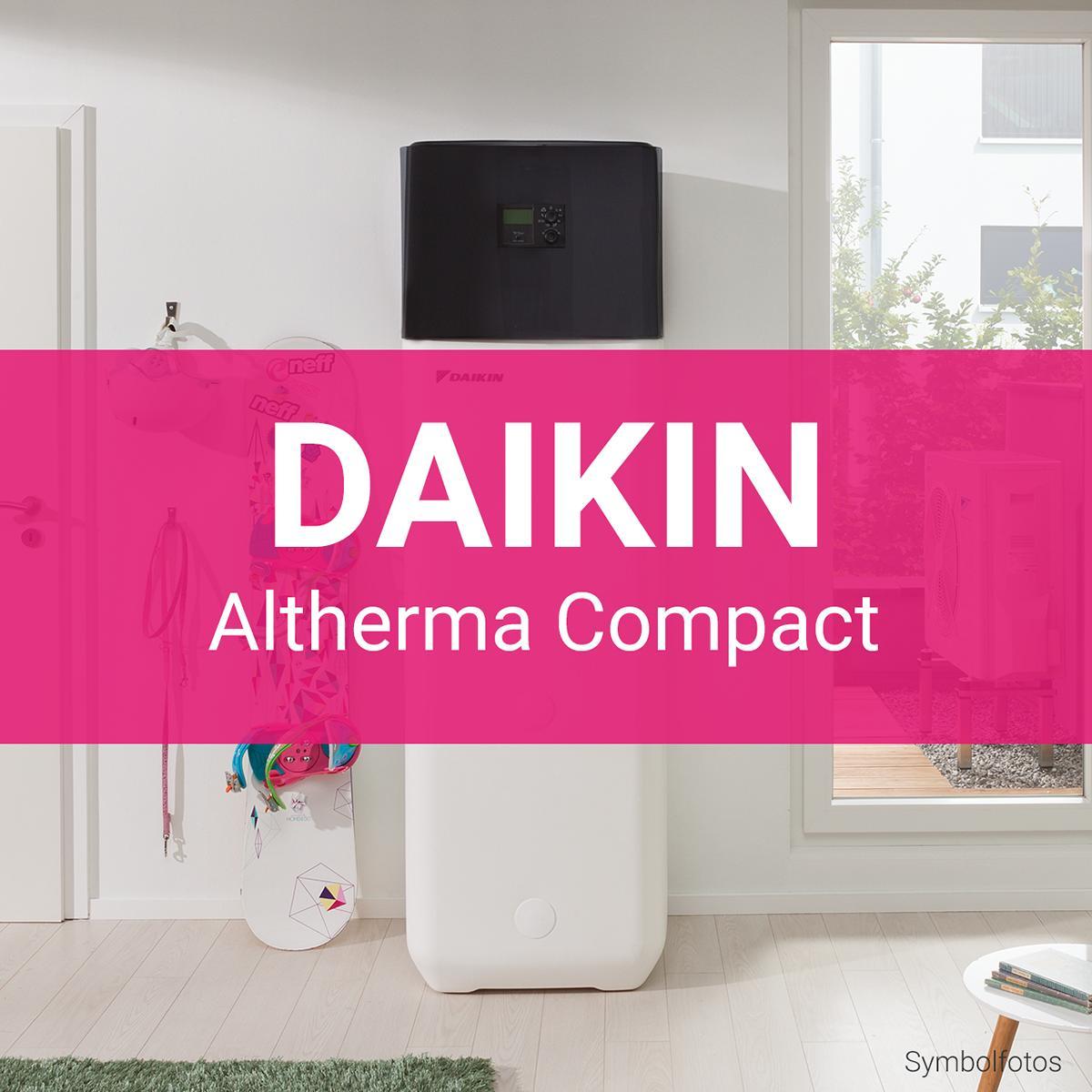 Daikin Altherma Compact / ECH2O