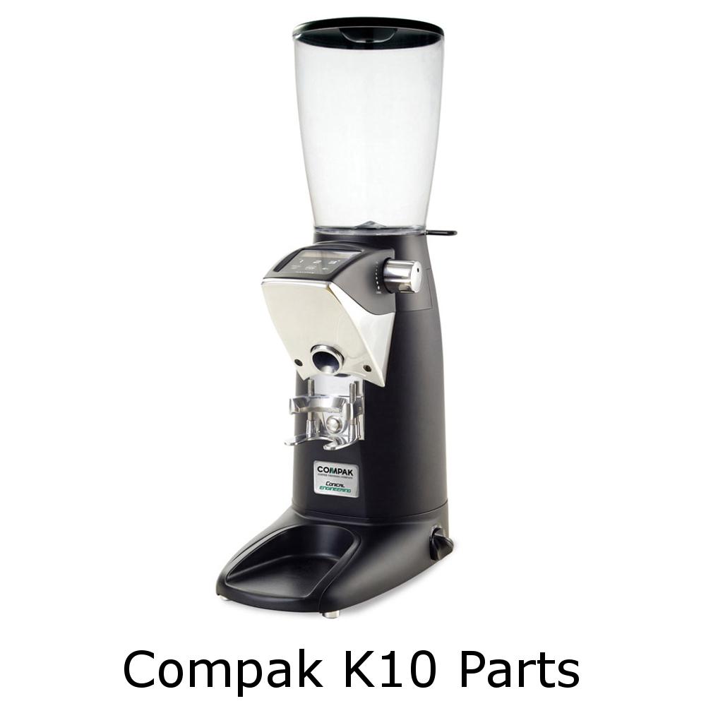 Compak K10 Grinder Parts - espresso gear canada