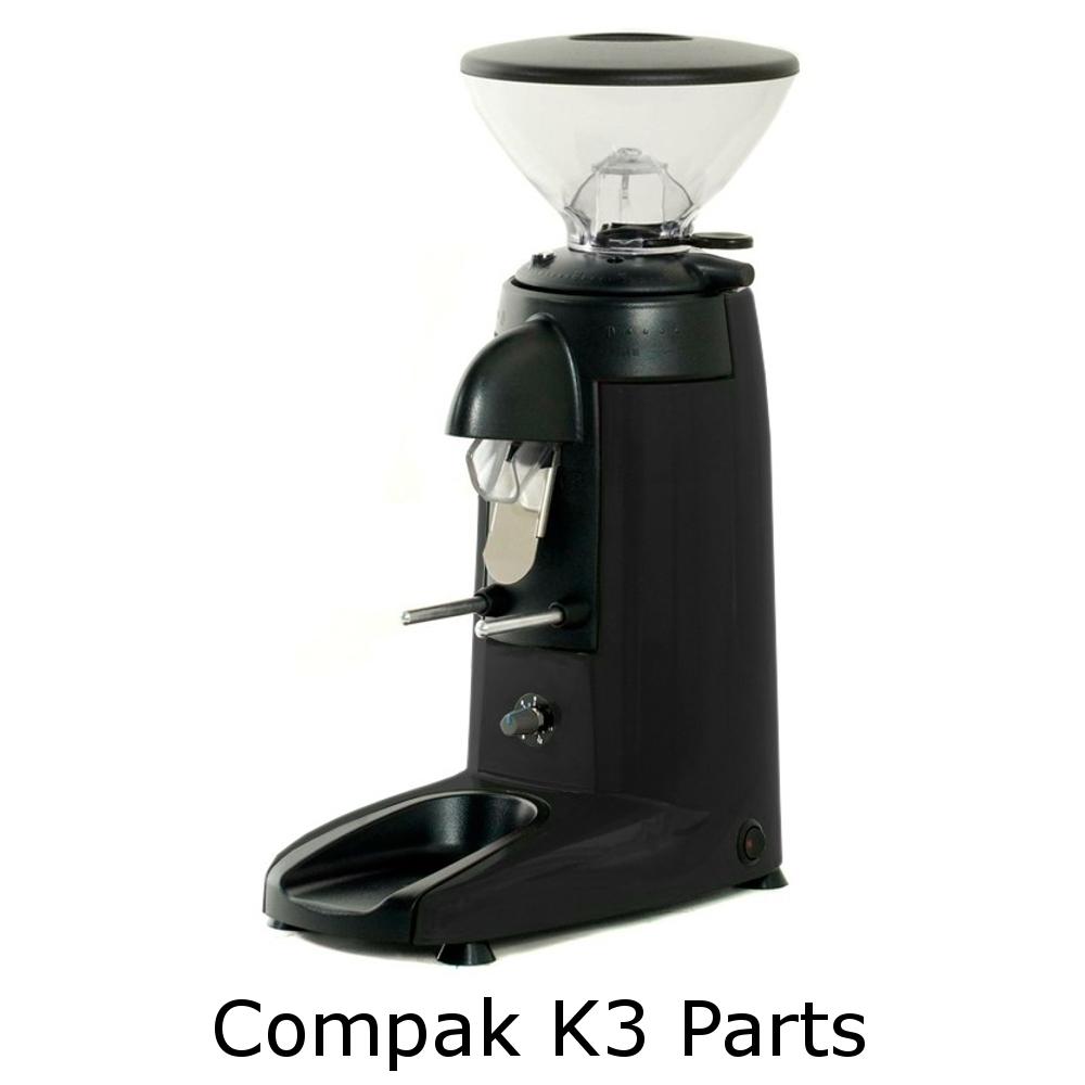 Compak K3 Grinder Parts - espresso gear canada