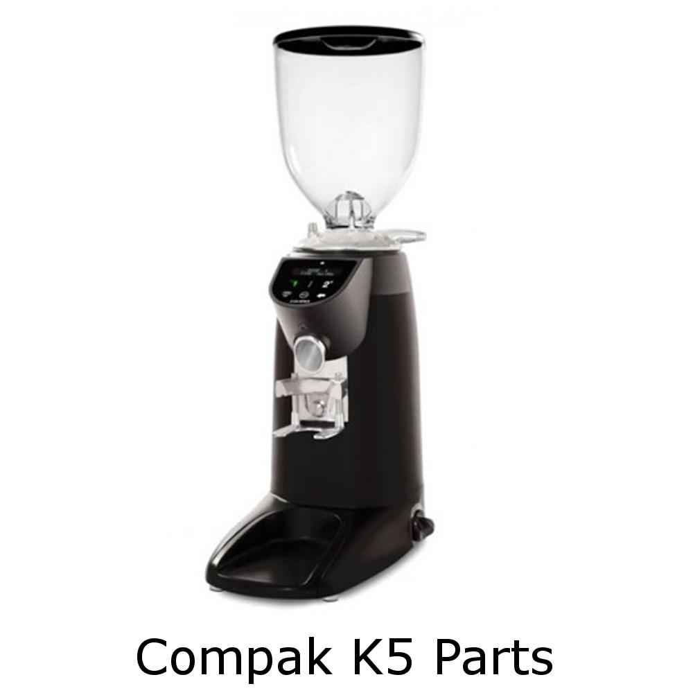 Compak K5 Grinder Parts - espresso gear canada
