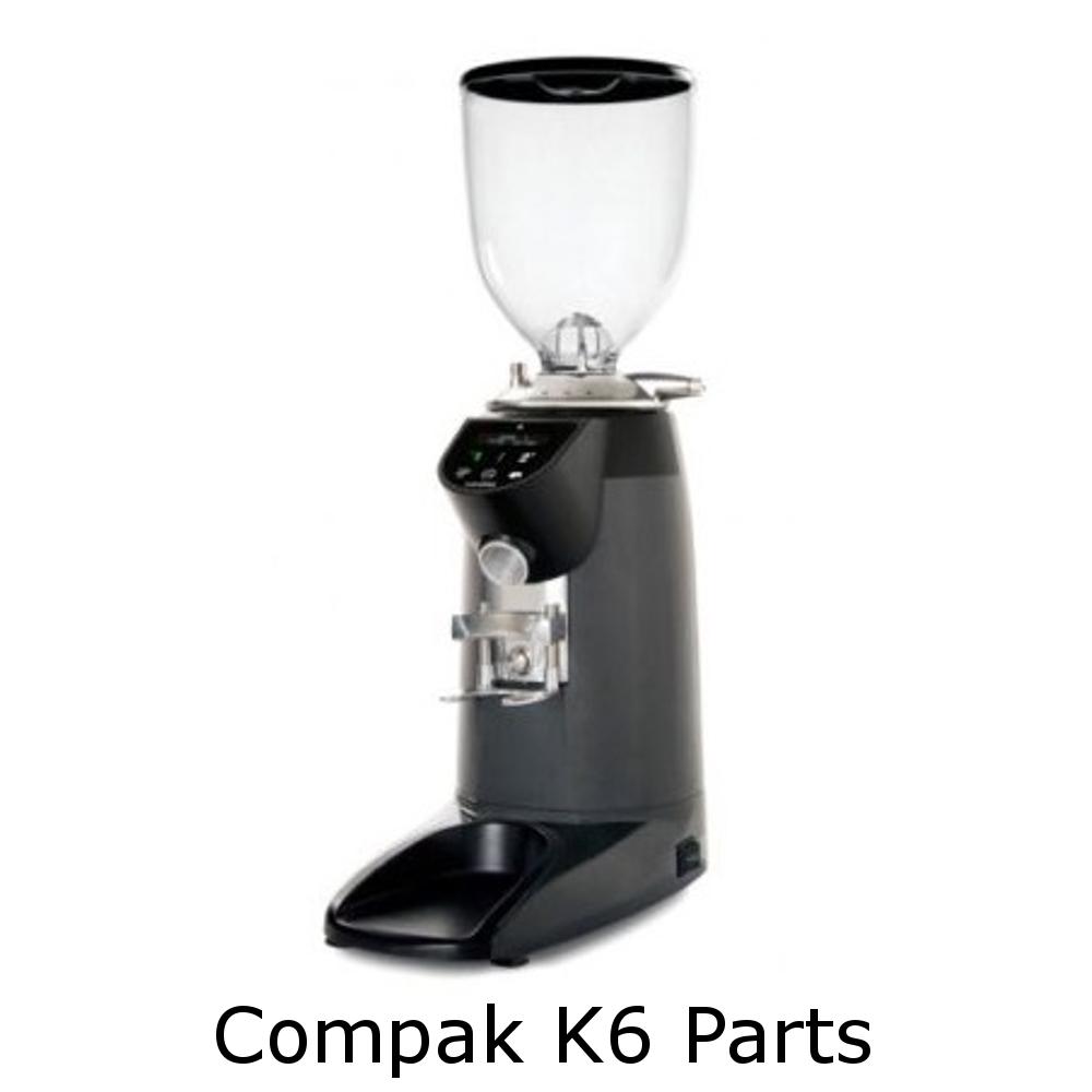 Compak K6 Grinder Parts - espresso gear canada