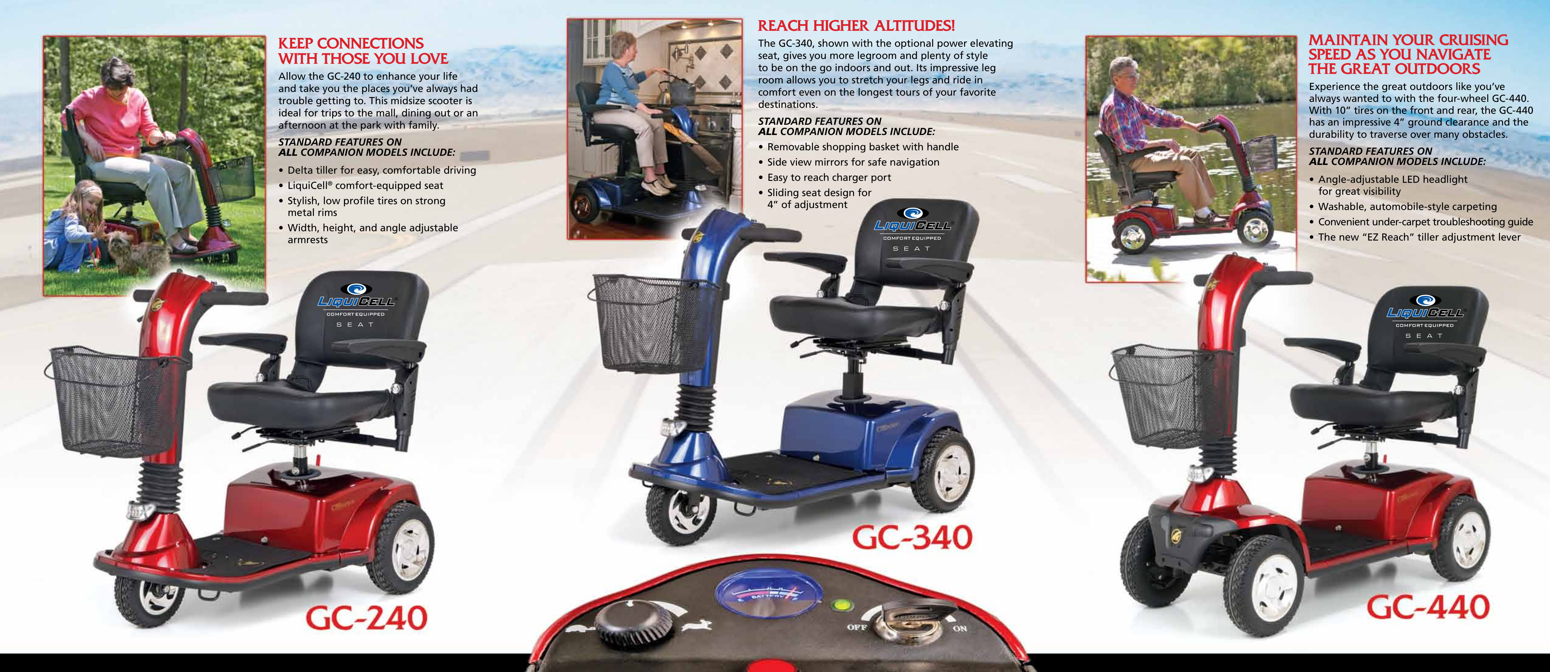CLICK HERE: Our Golden Companion 4-Wheel Scooter Is On Sale