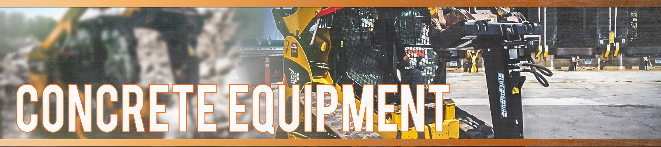 Hydraulic Breaker Hammers and Concrete Attachments for Skid Steer & Track Loader Machines