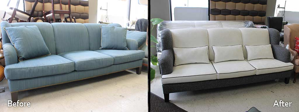 Couch Re-Upholstery