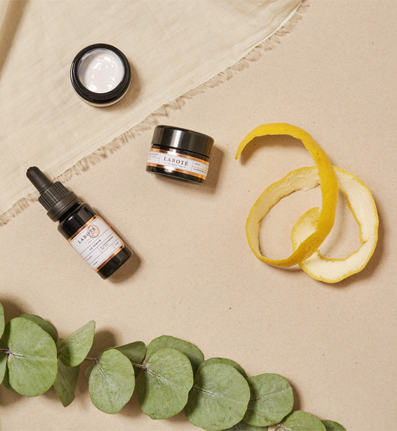 Produits cosmétiques sains - vegran
