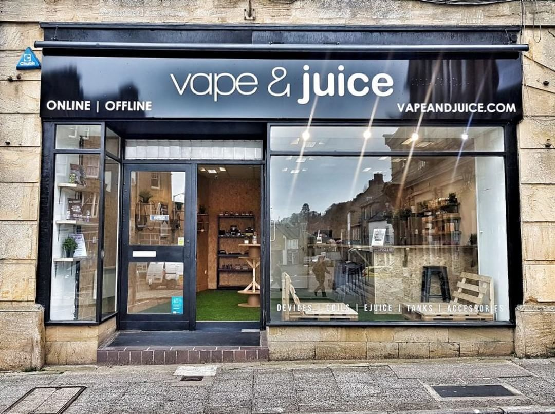 Vape and Juice Ecig Shop Crewkerne