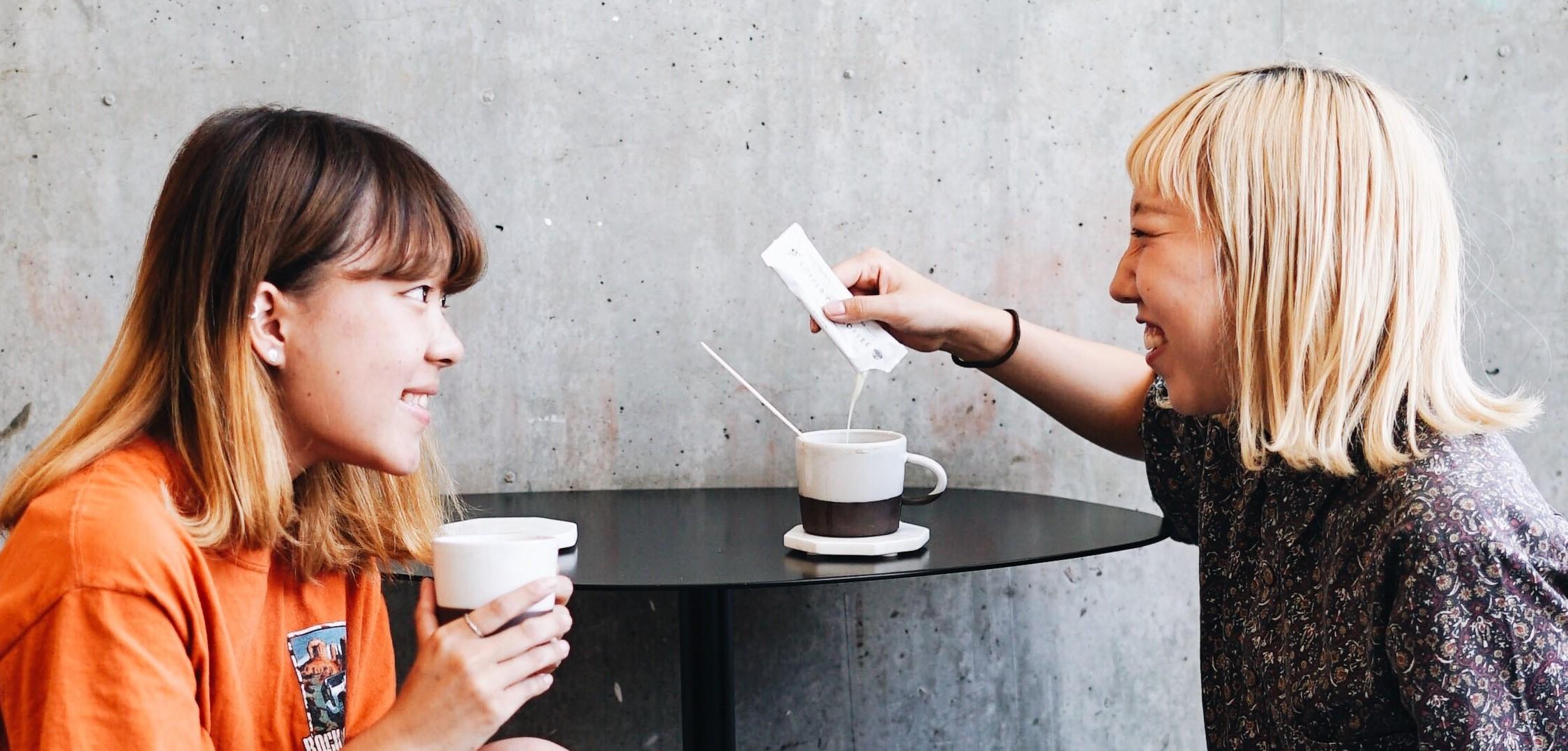 vietnamese coffee girls