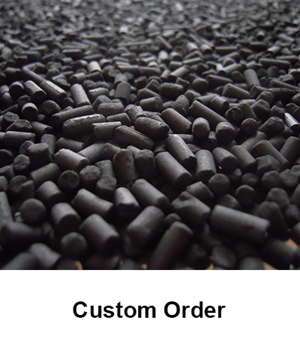 Custom order bulk activated carbon