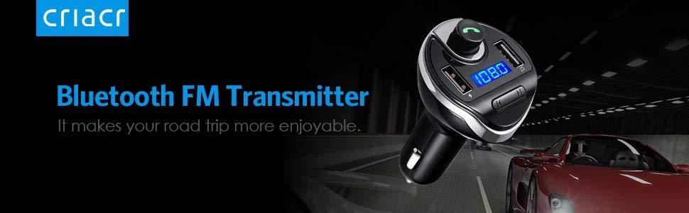fm transmitter aux