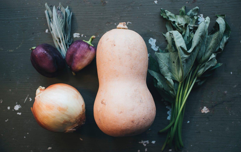 Dark leafy root vegetable