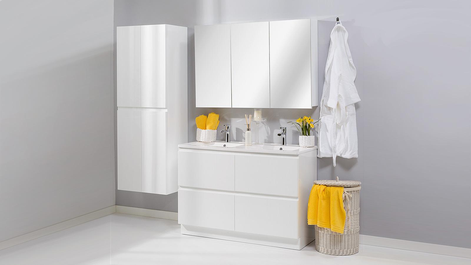 Colecția Darya - Mobiler pentru baie
