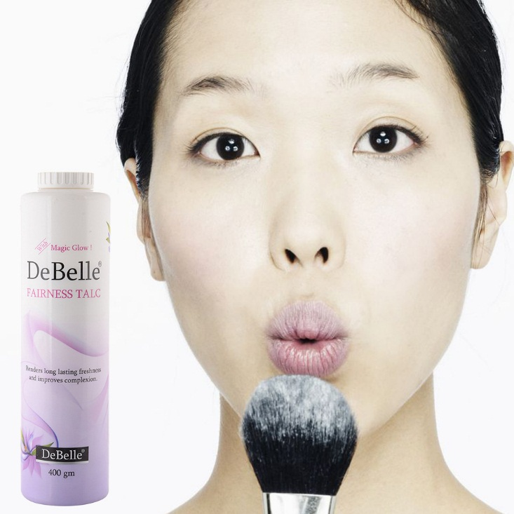 DeBelle Fairness Talc - 100g