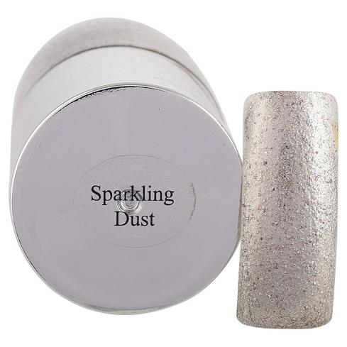 DeBelle Gel Nail Lacquer Sparkling Dust (Glitter Nail Polish)