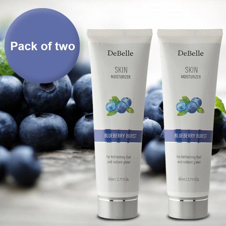 DeBelle Skin Moisturizer Blueberry Burst