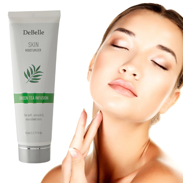 DeBelle Skin Moisturizer Green Tea Infusion