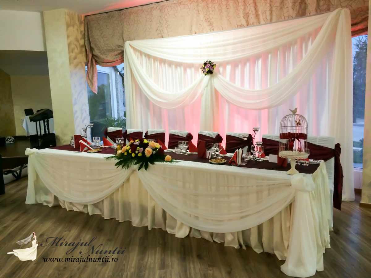 decoratiuni nunta restaurant casa noastra targoviste