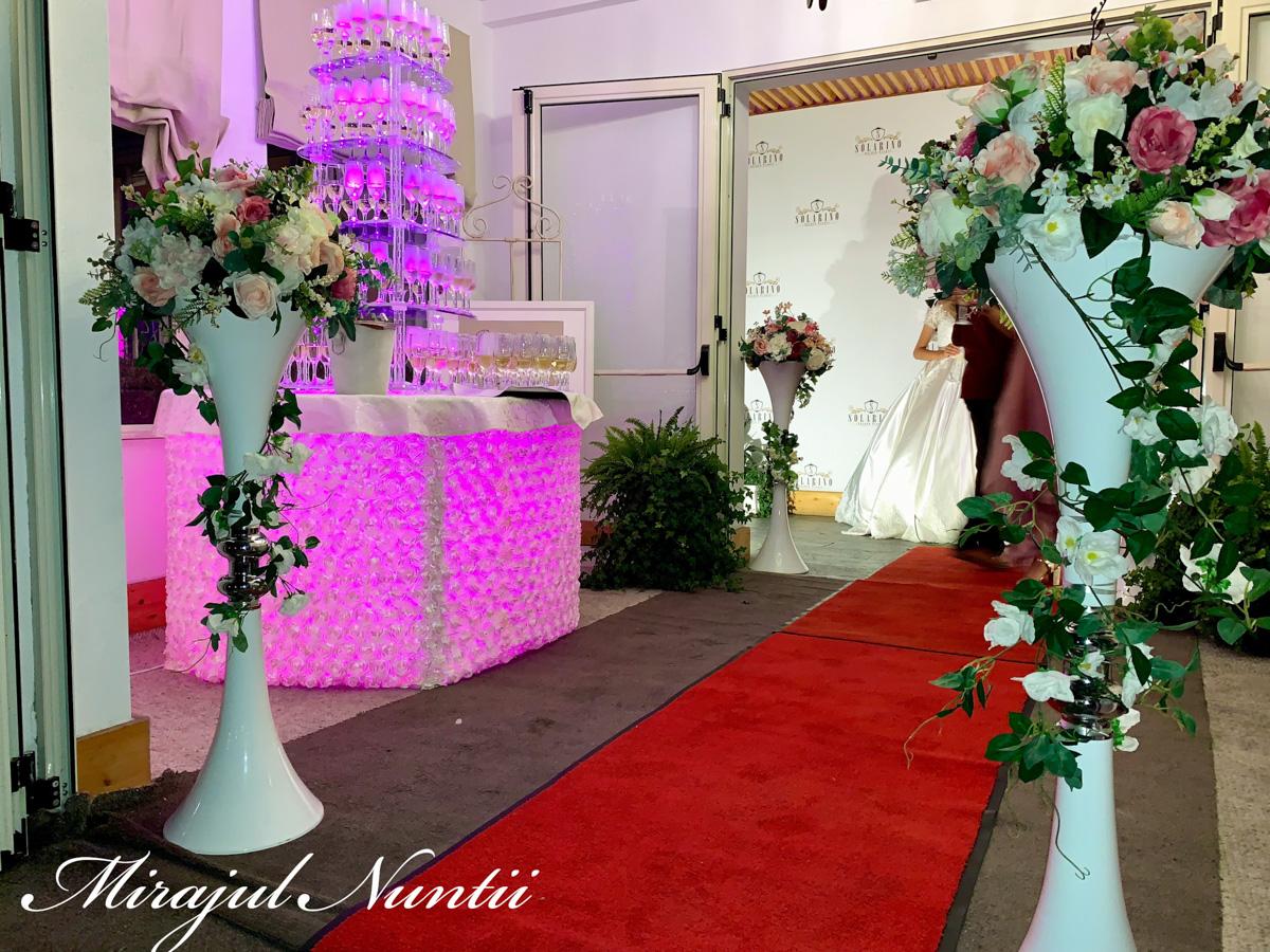 Aranjamente nunta Solarino Garden Events Targoviste