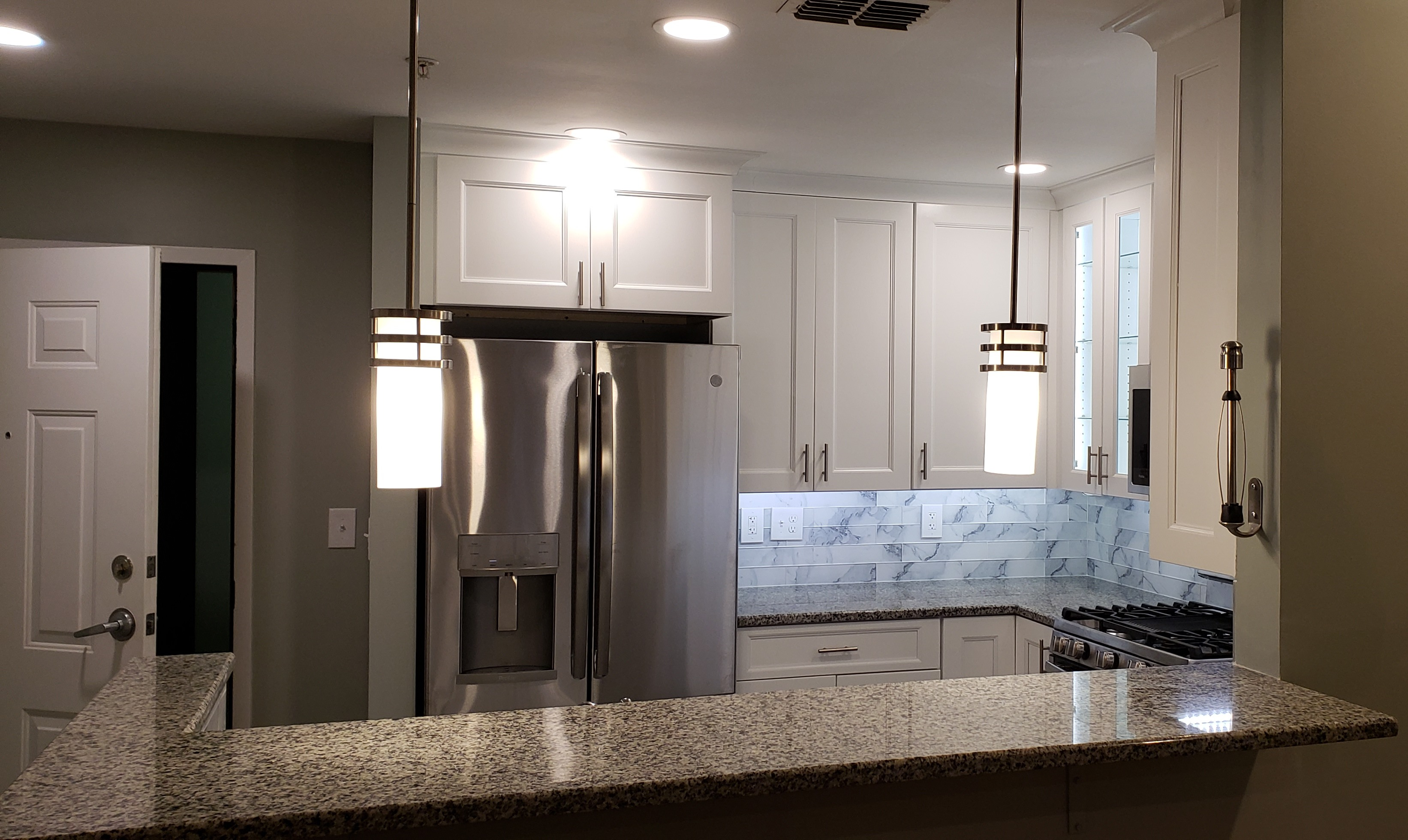 Kitchen renovation in Northern Virginia