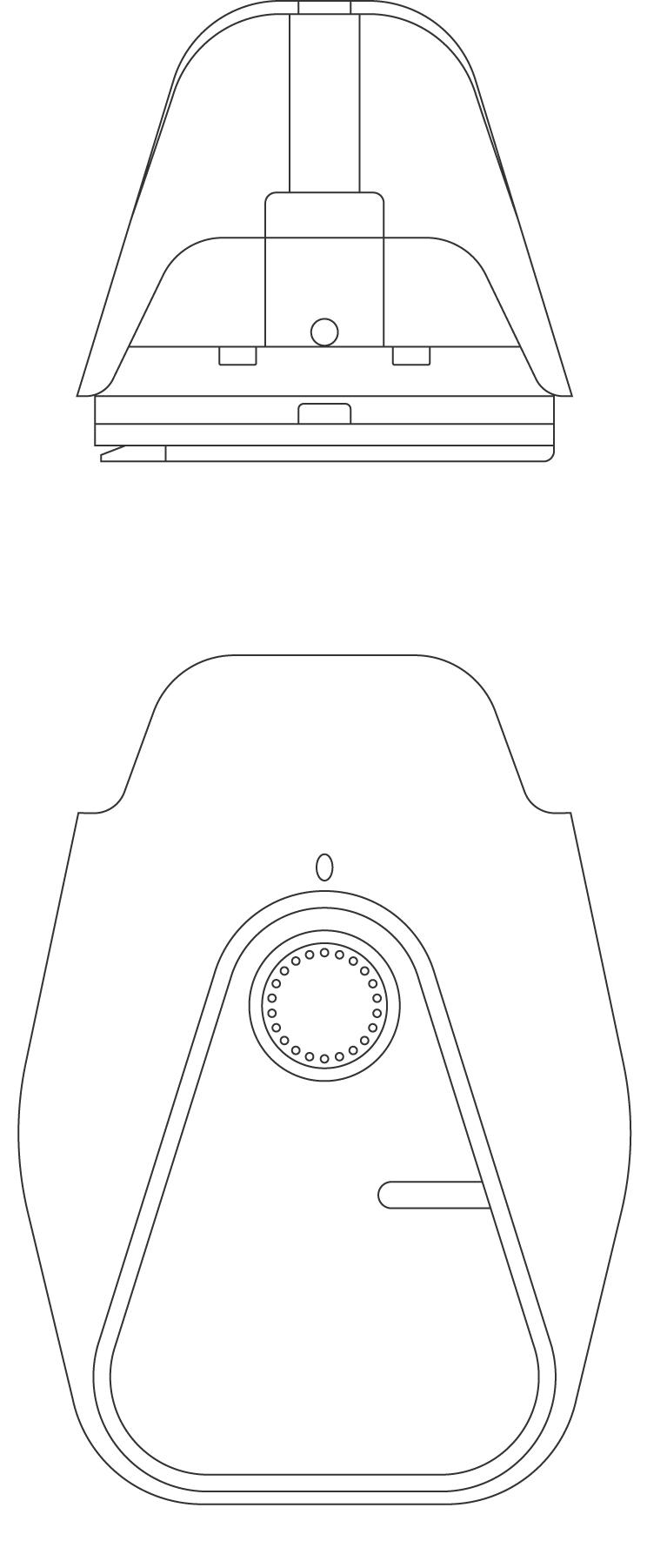 Pod Style Device