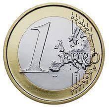 un euro pièces monnayeur distributeur