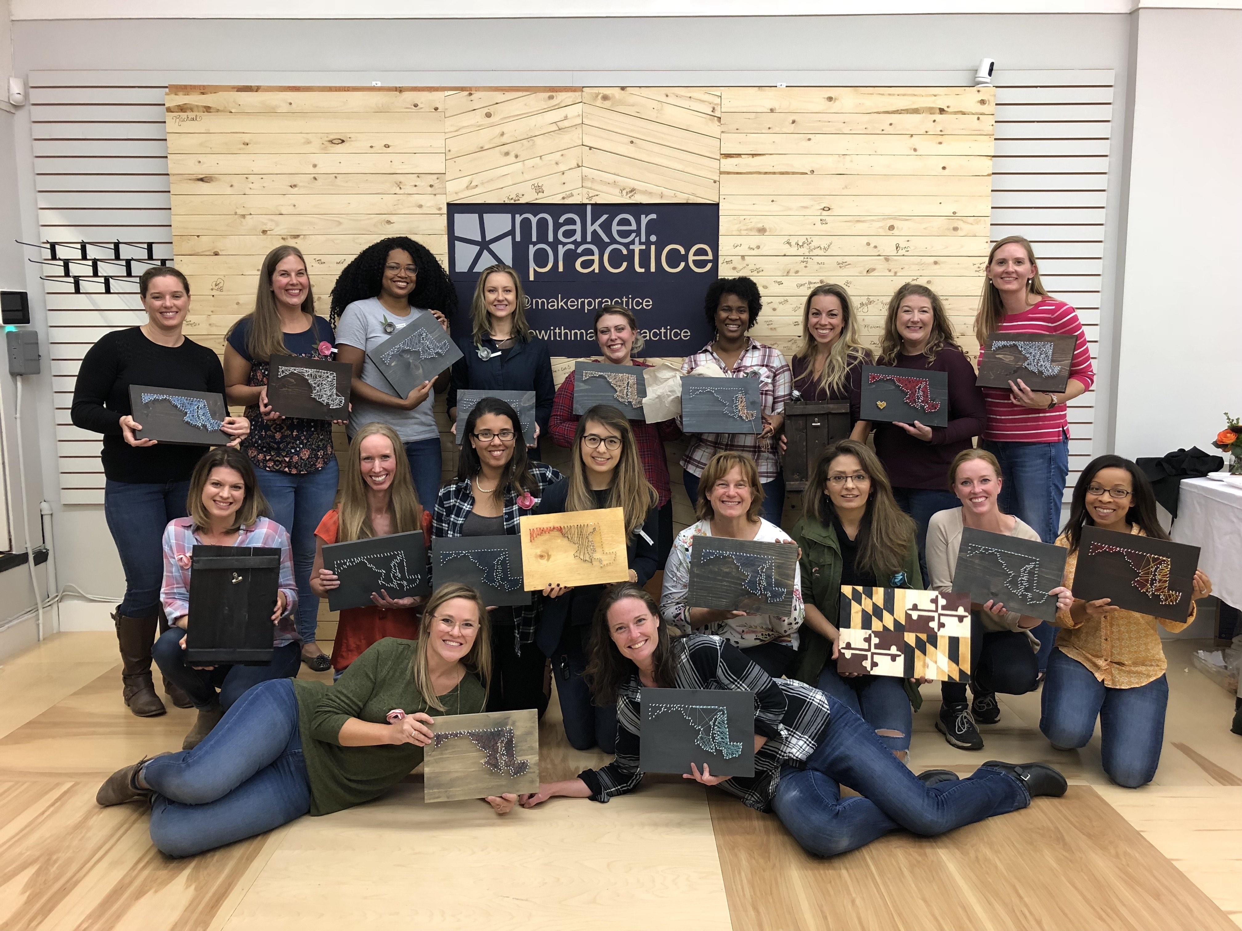 DIY Craft Workshop in Baltimore