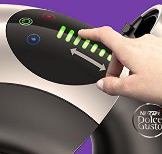 ecran tactile machine à café éclipse