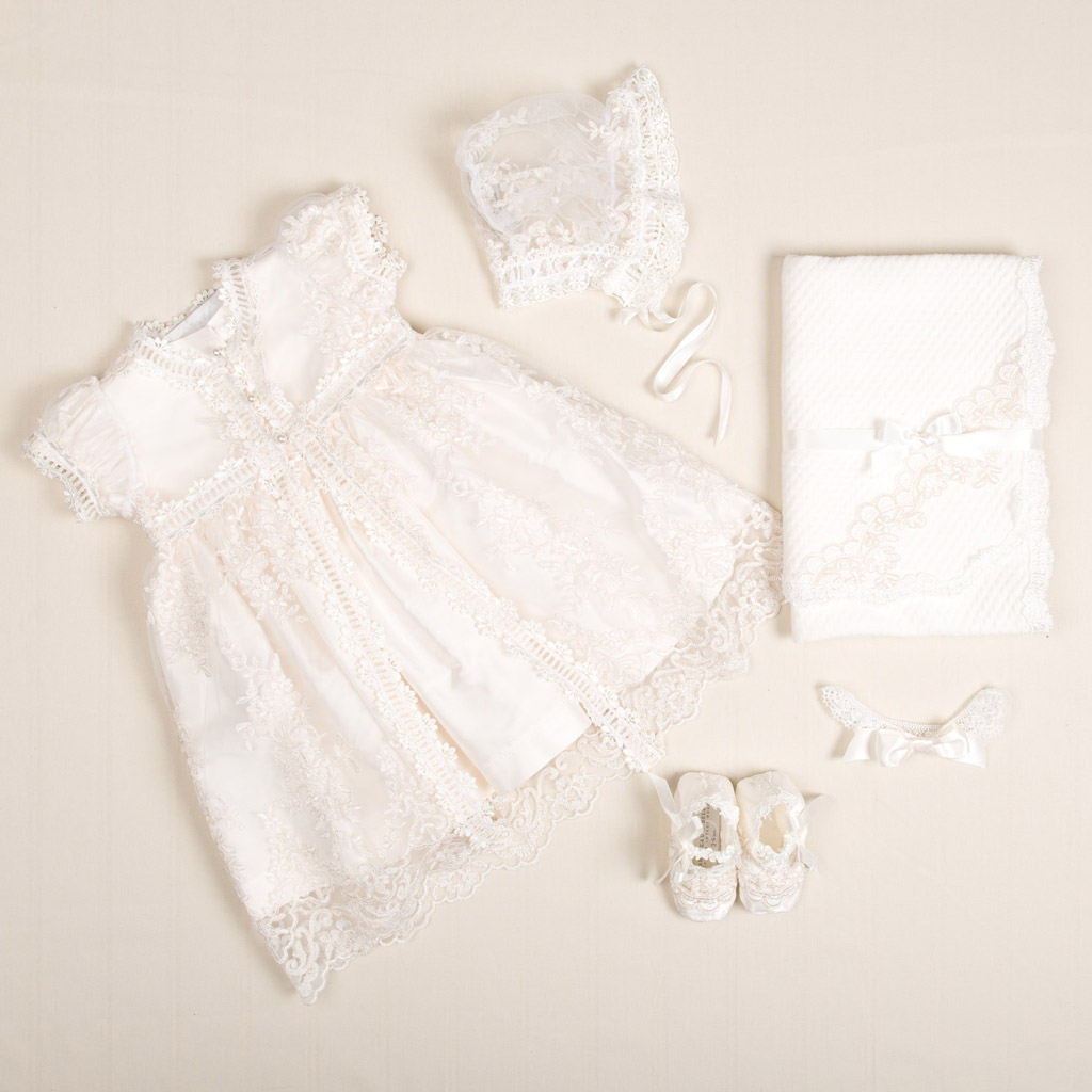 Keira Girls Christening Dress Collection