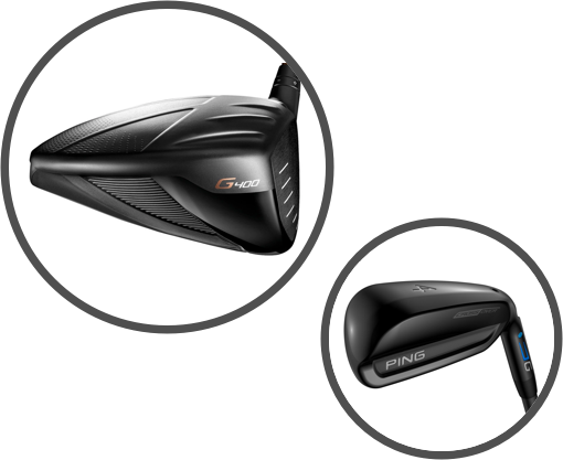 UGolf offers custom built Ping Irons and Drivers