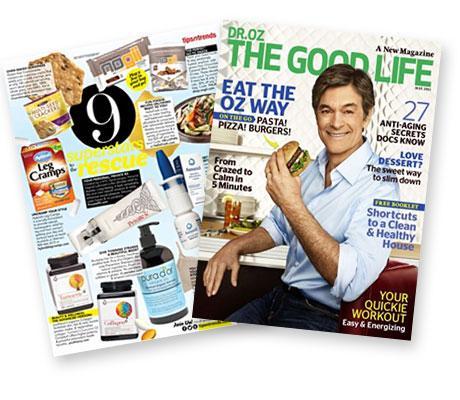 Dr. Oz The Good Life