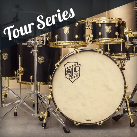 sjc custom drums kits and sets