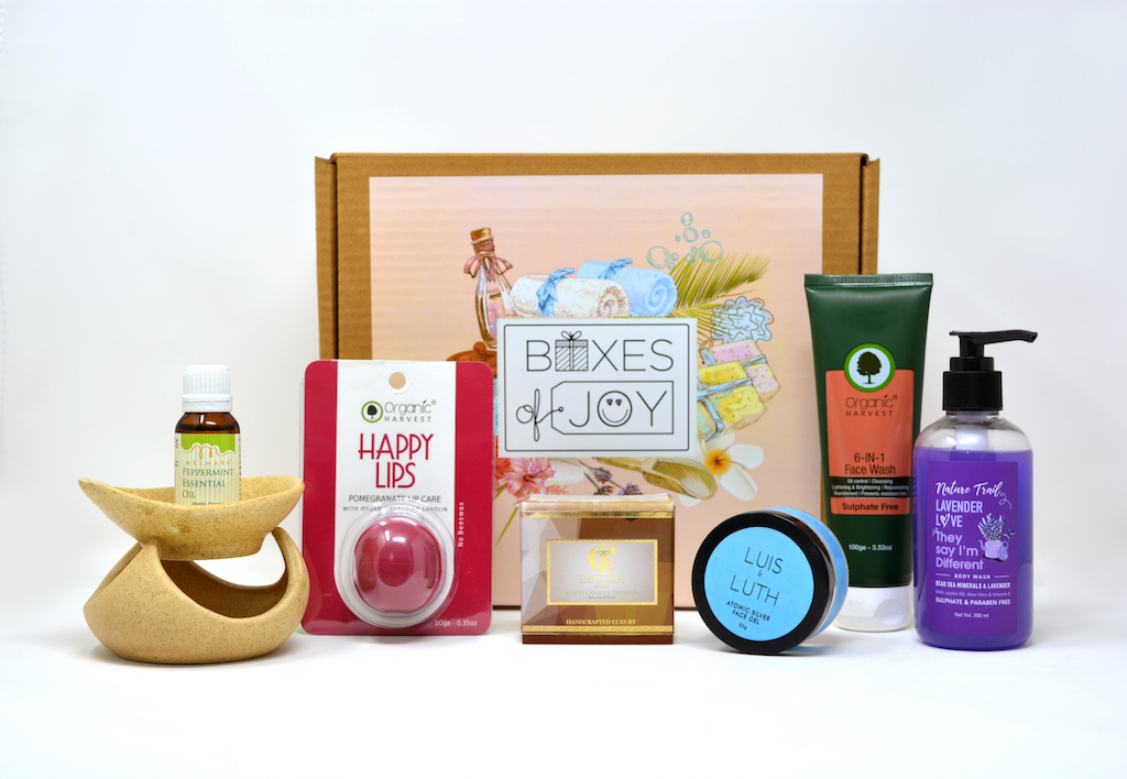 Bath & Body Box For Women - Dec 2018