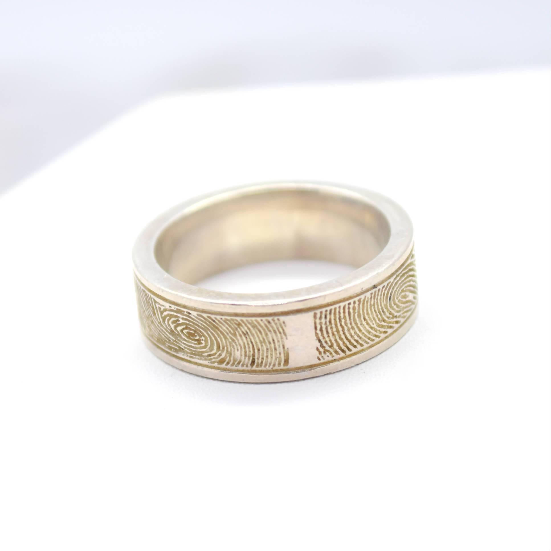 fingerprint ring winnipeg