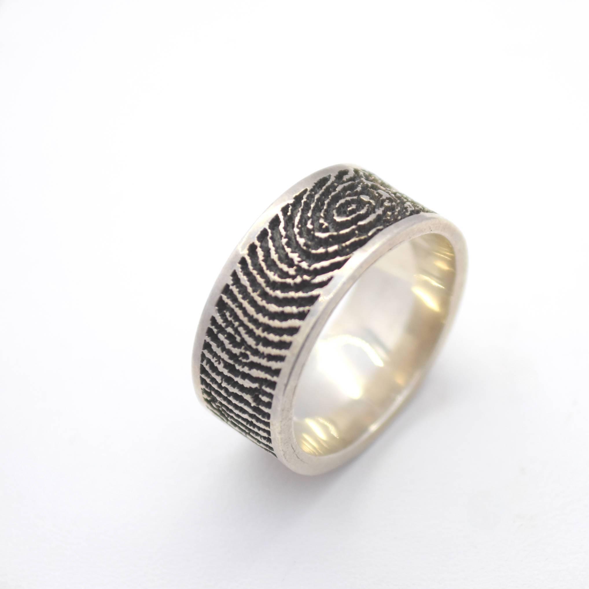 fingerpring ring winnipeg