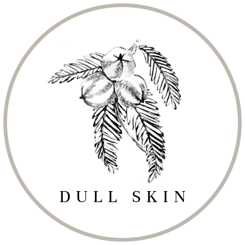 natural ingredients best for dull skin in non-toxic skincare