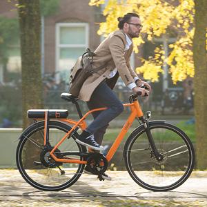 qwic electric commuter bike