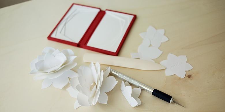 Atelier niroji pour les écrin fait main