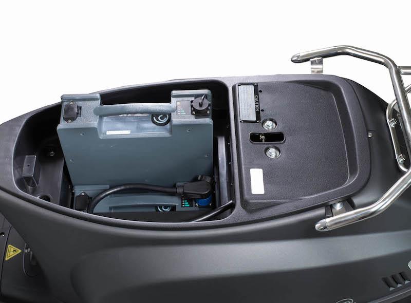 minimoto. E-GTS battery box