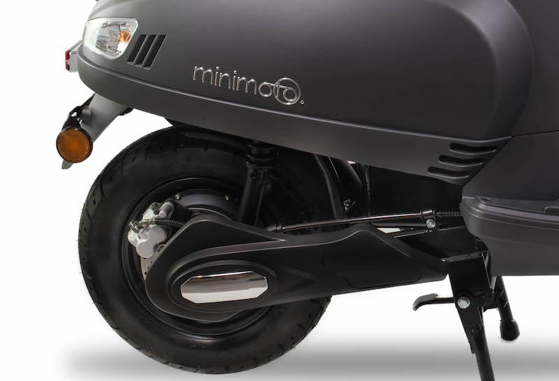 minimoto E-GTS 3000W electric engine