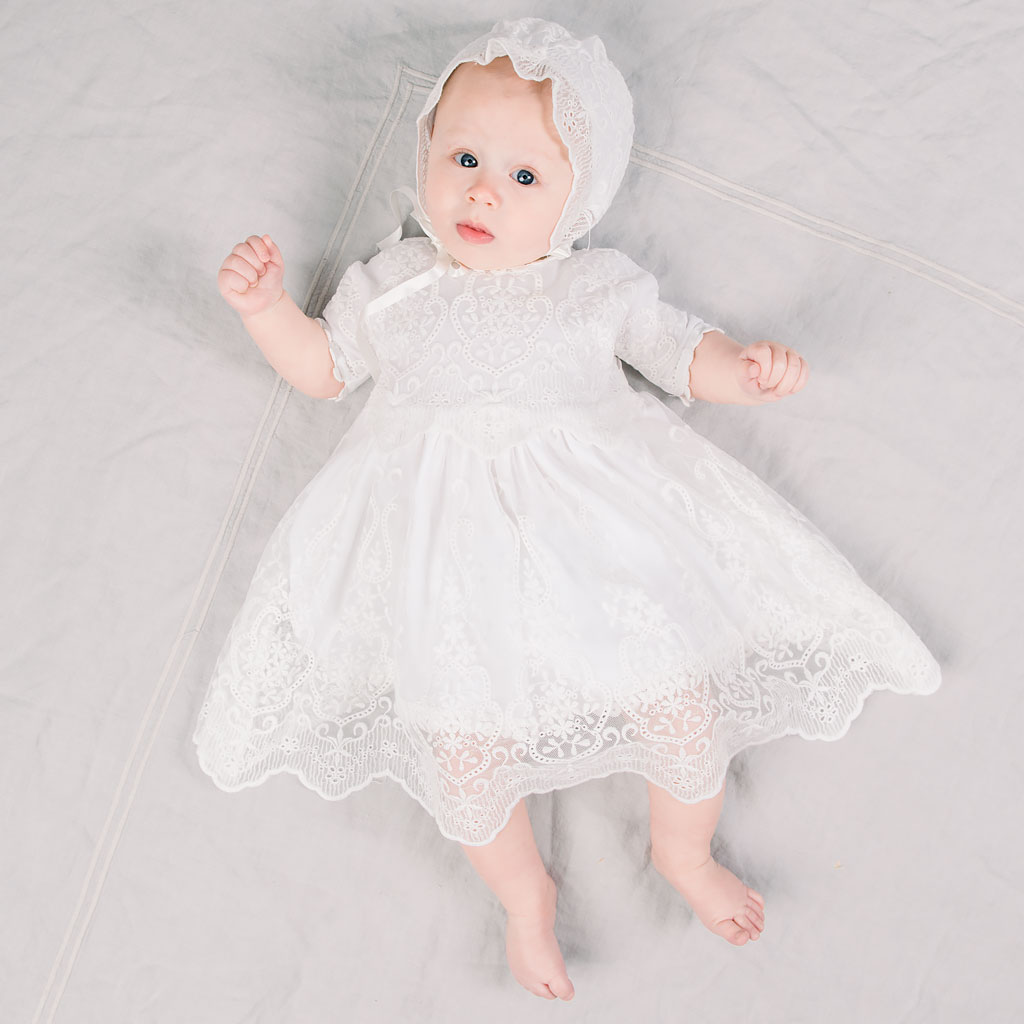 Eliza Girls Christening Dress Collection