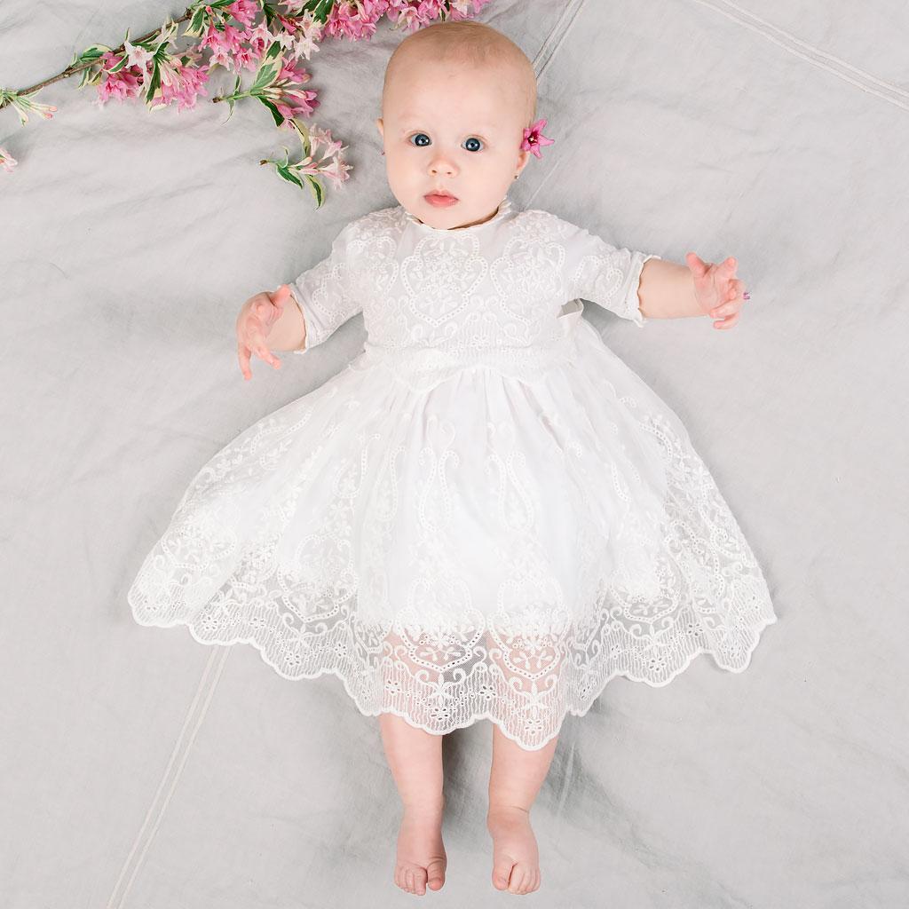 Eliza Girls Christening Dress Collection