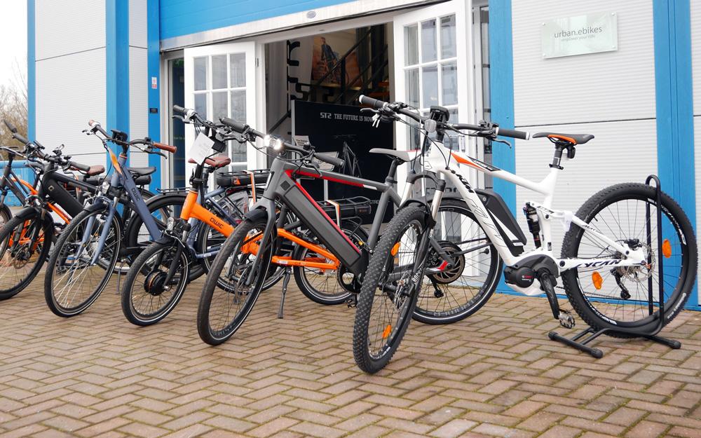 Second Hand Electric Bikes – Urban eBikes