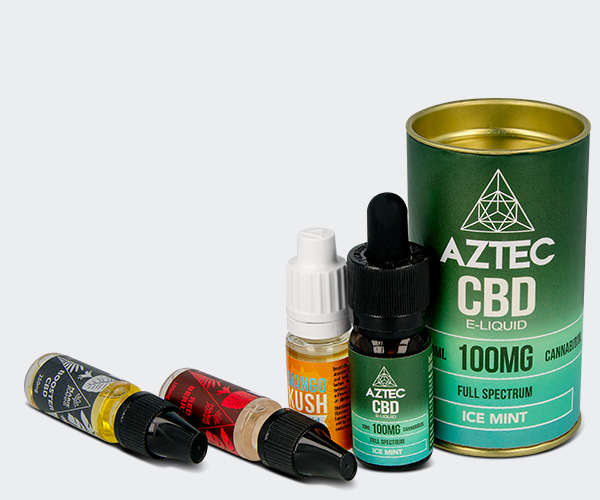 CBD Products | E-Liquids, Crystals, Vaporisers - House of