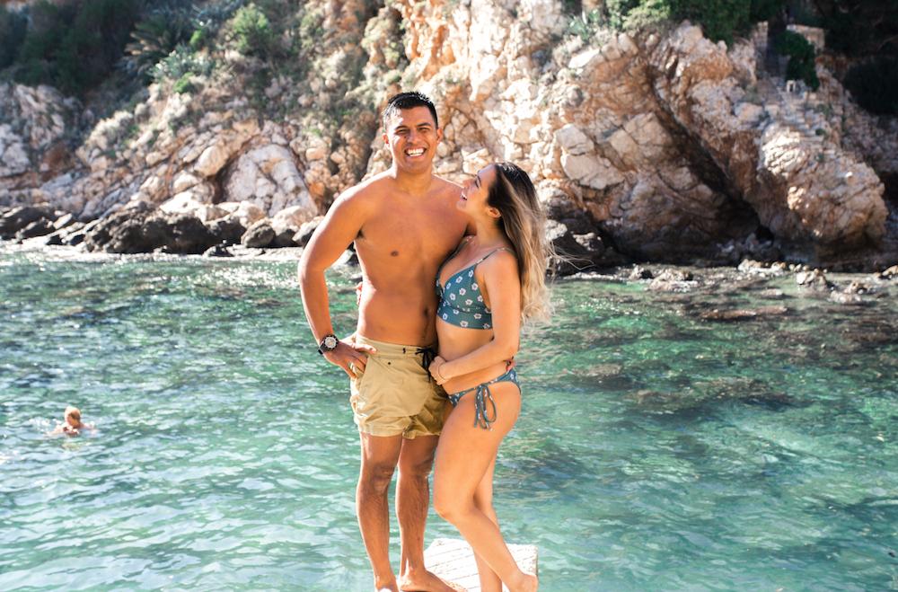 Emily & Davin in Croatia