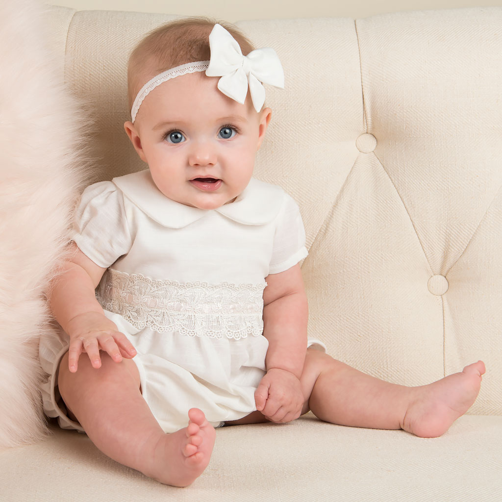 Emma Girls Christening Gown Collection